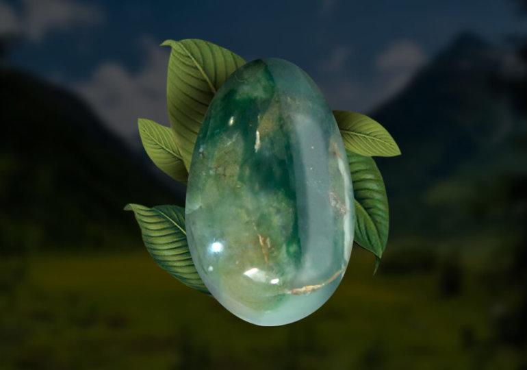 Jade atrai amor, poder e prosperidade