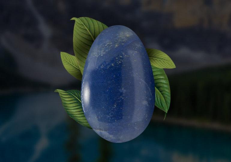Quartzo Azul reabilita emoções e evita autossabotagem