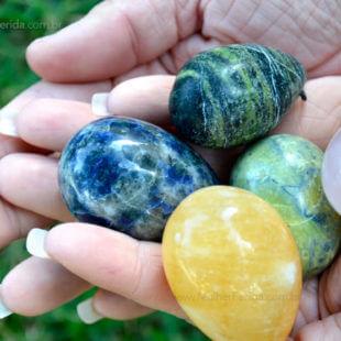 Pedras no caminho? Coloque-as na vagina