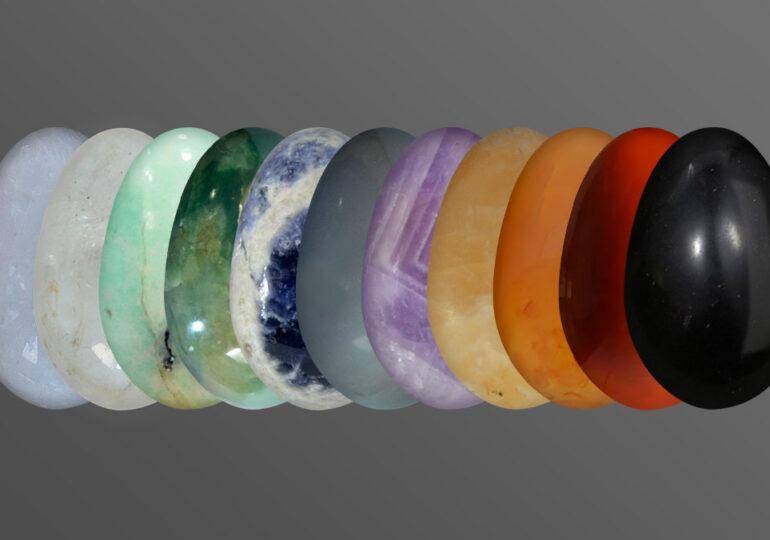 O que significam as cores das Yoni Eggs?